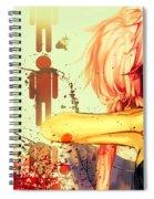 Mirai Nikki Spiral Notebook