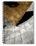 Mirror Act Spiral Notebook