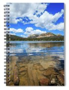 Mirror Lake Moments Spiral Notebook