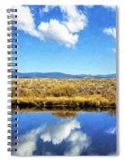 Mirror Moment Spiral Notebook