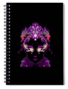 Mirror Wisdom Spiral Notebook