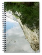 Mirrored Spiral Notebook