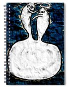 Misery Loves Company Spiral Notebook