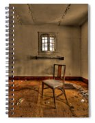 Misery Needs Company Spiral Notebook