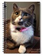 Miss Boots Spiral Notebook