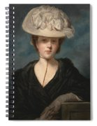 Miss Mary Hickey Spiral Notebook