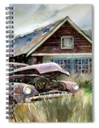 Miss Wilson's House Spiral Notebook