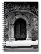Mission Archway II Spiral Notebook