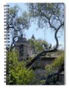 Mission At Carmell Spiral Notebook