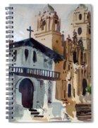 Mission Deloris Spiral Notebook