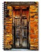 Mission Door Spiral Notebook