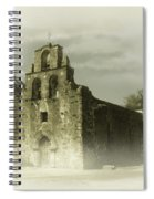 Mission Espada Spiral Notebook