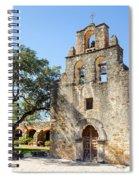 Mission Espada-vertical Spiral Notebook