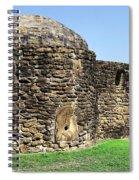 Mission Fort Spiral Notebook