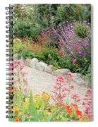 Mission Garden Spiral Notebook