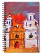 Mission Impression II Spiral Notebook