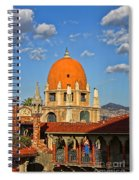 Mission Inn Dome Spiral Notebook