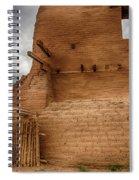 Mission Ruins Spiral Notebook