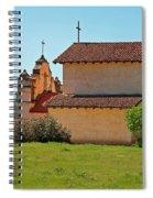 Mission San Antonio De Padua, Jolon, California Spiral Notebook