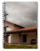 Mission San Francisco De Solano Spiral Notebook