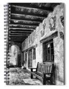 Mission San Juan Capistrano 1 Spiral Notebook