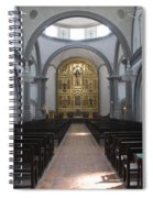 Mission San Juan Capistrano 2 Spiral Notebook