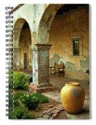 Mission San Juan Capistrano, California Spiral Notebook
