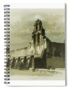 Mission San Juan Spiral Notebook
