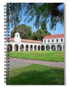 Mission San Luis Rey Patio Spiral Notebook