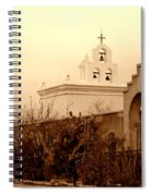 Mission San Xavier Chapel Spiral Notebook