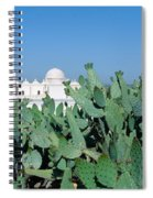 Mission San Xavier Del Bac Spiral Notebook