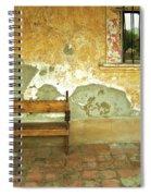 Mission Still Life, Mission San Juan Capistrano, California Spiral Notebook