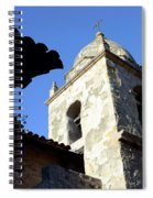 Mission Tower Spiral Notebook