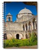 Mission Window Spiral Notebook