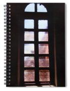 Mission Window Spiral Notebook