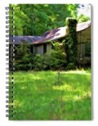Mississippi Country Place Spiral Notebook