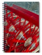Mississippi River Sternwheeler - New Orleans Spiral Notebook