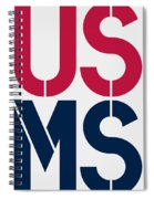 Mississippi Spiral Notebook