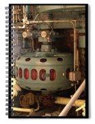 Mister Roboto Spiral Notebook
