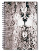 Mistress Of The Waterline Spiral Notebook