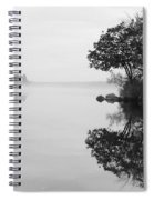 Misty Cove Spiral Notebook