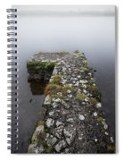 Misty Lough Erne Spiral Notebook