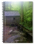 Misty Mill Spiral Notebook