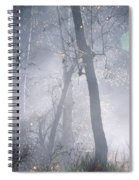 Misty Morning - Ojai California Spiral Notebook