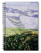 Misty Vumba Spiral Notebook