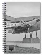 Mitchell International Airport Spiral Notebook