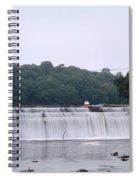 Mitchell Iowa Dam Spiral Notebook