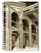 Mithlond Gray Havens Spiral Notebook