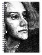Mitya. 2014 Spiral Notebook