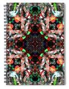 Mix Edit Spiral Notebook